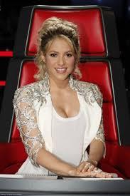 Shakira - The Voice