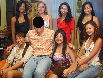 Do colombian women like black men