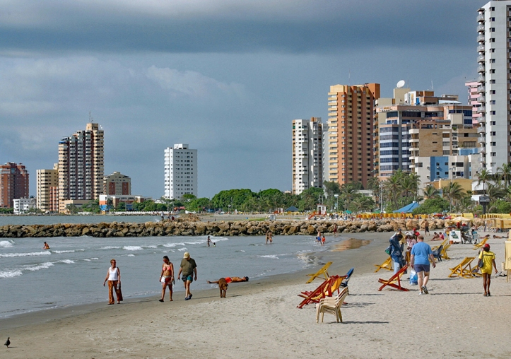 Cartagena-Beach