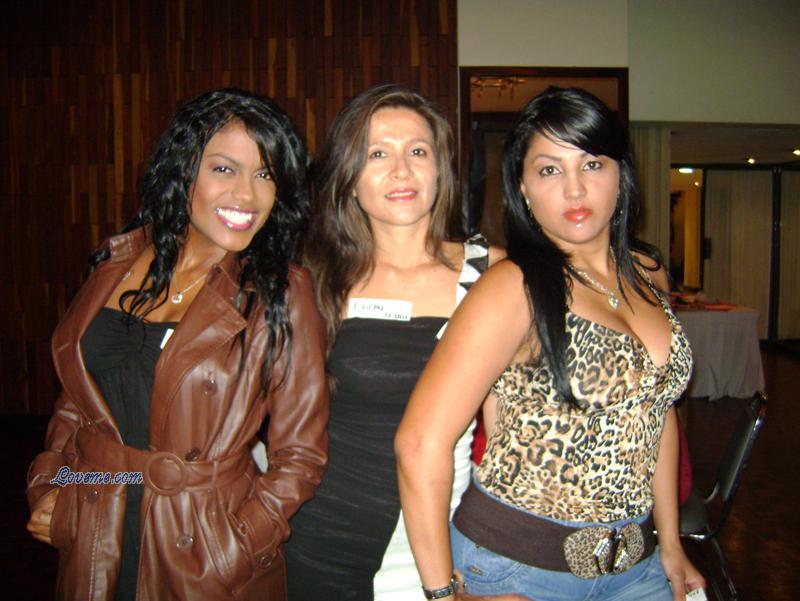 beautiful latino women