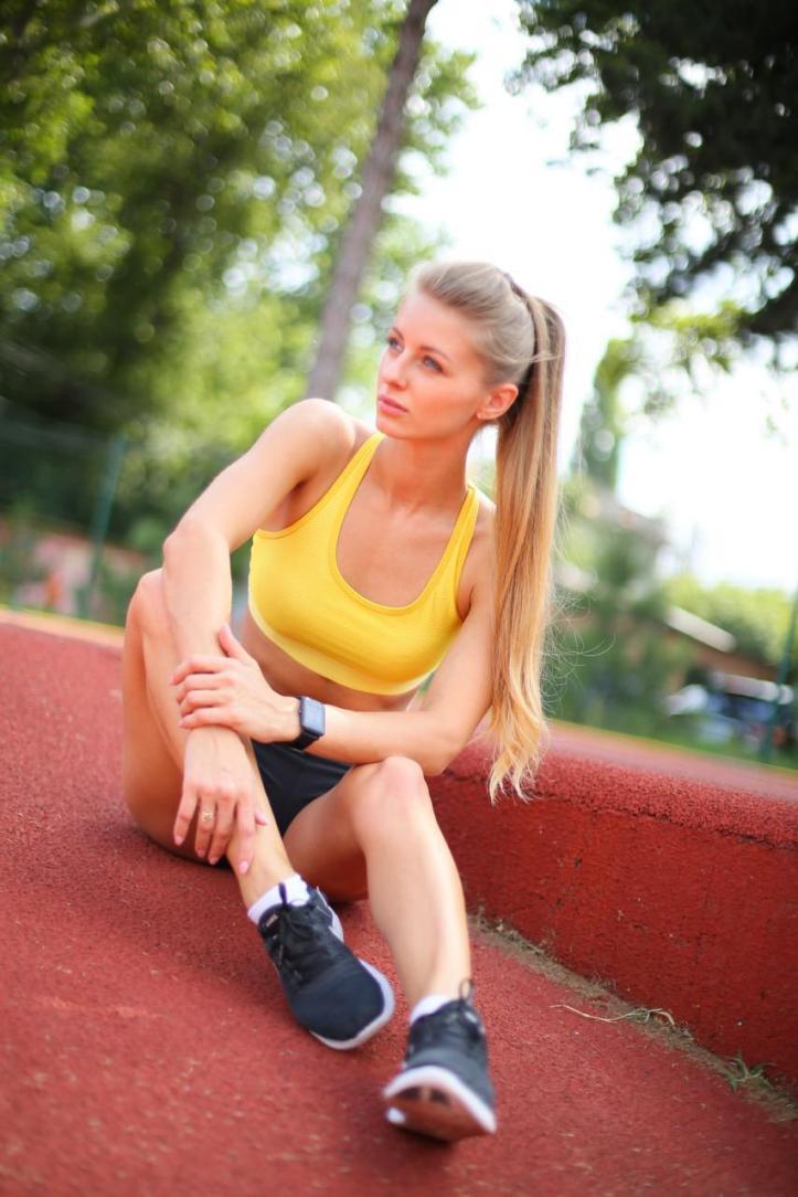 Valeria the Fitness Trainer