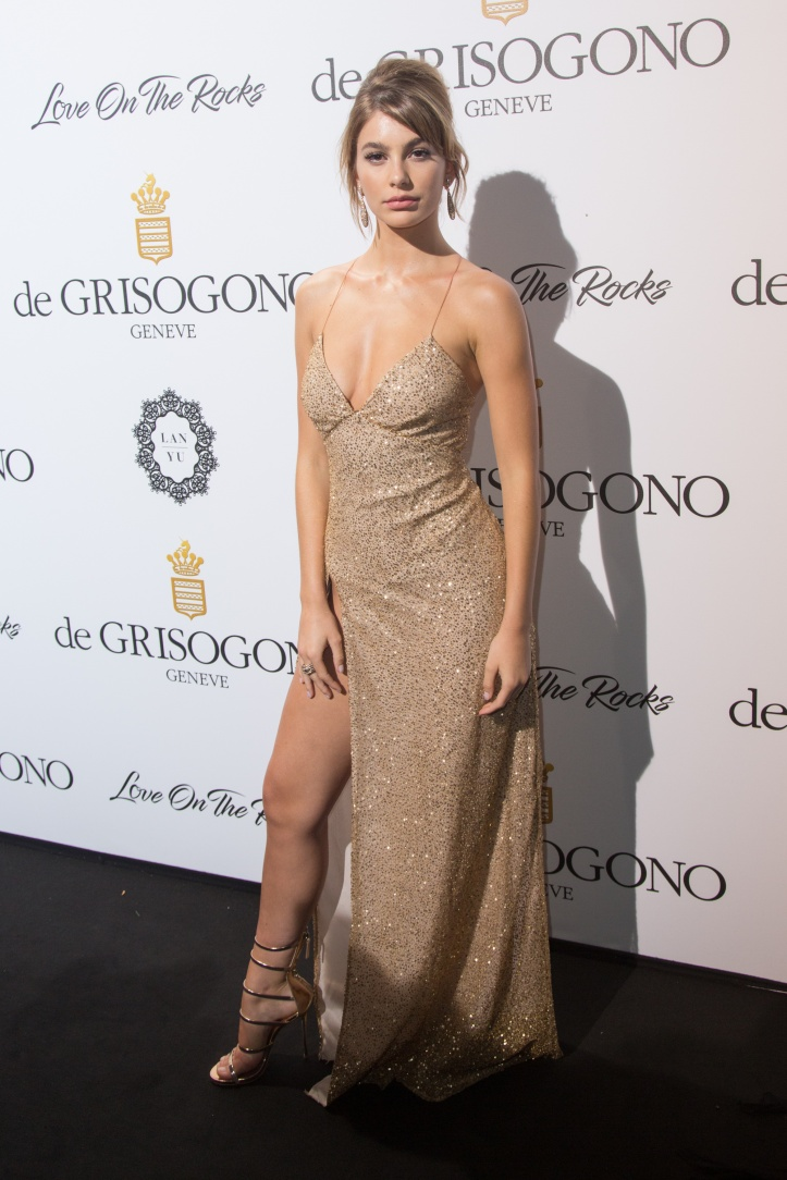 de Grisogono Love on the Rocks Party During 70th Cannes Film Festival